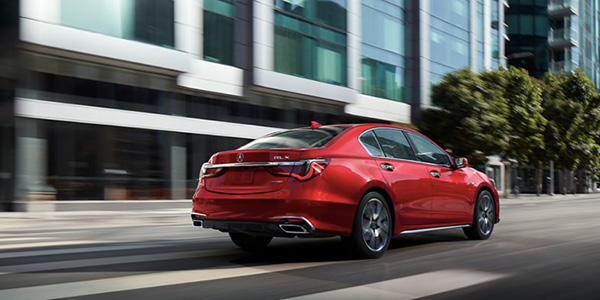New Acura RLX for Sale Chicago IL