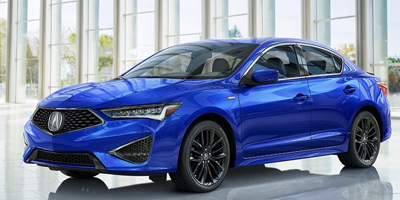 2021 Acura ILX performance