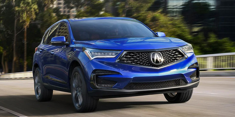 2021 Acura RDX performance