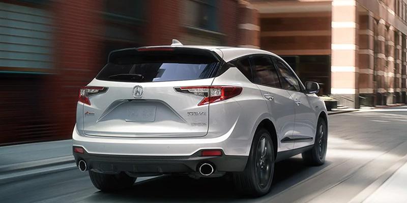 2021 Acura RDX design