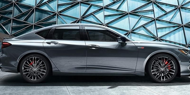 2021 Acura TLX design