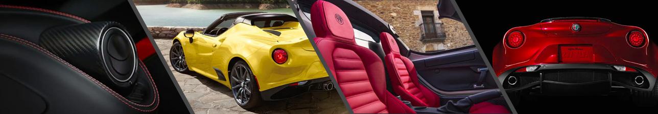 2019 Alfa Romeo 4C Spider For Sale Charleston SC | Mount Pleasant