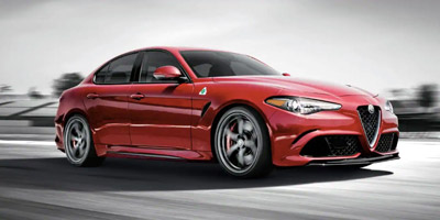 New Alfa Romeo Giulia Quadrifoglio for Sale Charleston SC