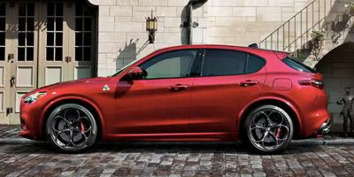 New Alfa Romeo Stelvio Quadrifoglio for Sale Charleston SC