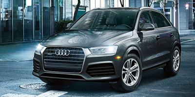 New Audi Q3 for Sale Asheville NC