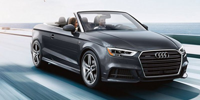 New Audi A3 Cabriolet for Sale Asheville NC