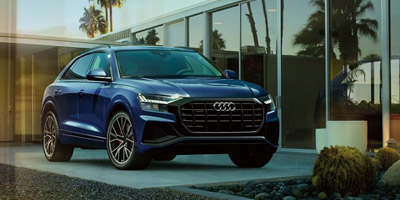 New Audi Q8 for Sale Asheville NC