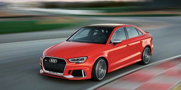 New Audi RS 3 for Sale Asheville NC