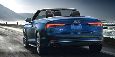 New Audi S5 Cabriolet for Sale Asheville NC