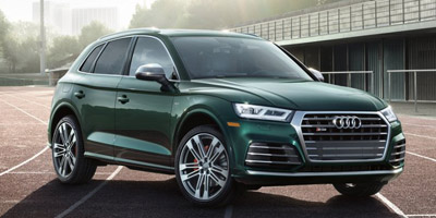 New Audi SQ5 for Sale Asheville NC