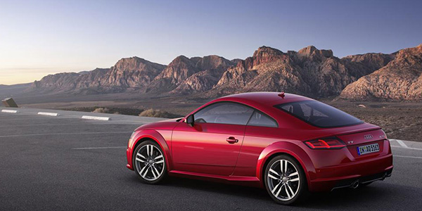 New Audi TT Coupe for Sale Asheville NC