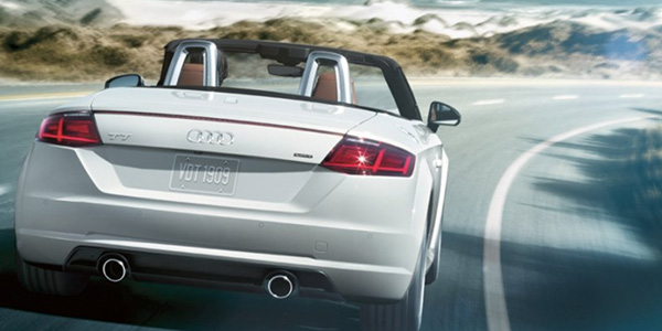 New Audi TT Roadster for Sale Asheville NC