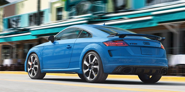 New Audi TT RS Coupe for Sale Asheville NC