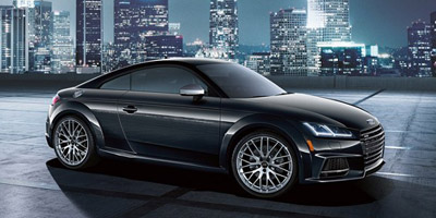 New Audi TTS Coupe for Sale Asheville NC