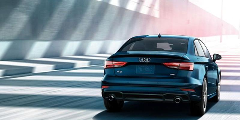 2020 Audi A3 design