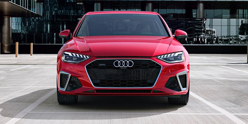 2020 Audi A4 design