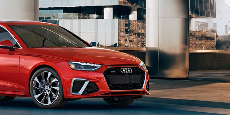 2020 Audi A4 technology