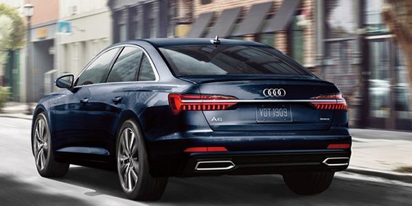 2020 Audi A6 design