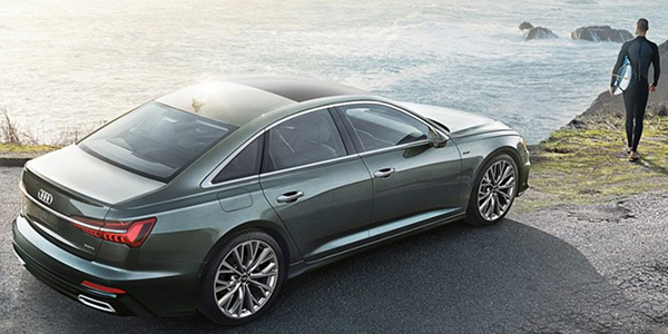 2020 Audi A6 technology