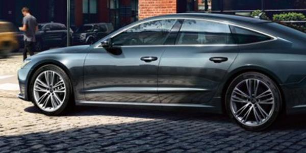 2020 Audi A7 design