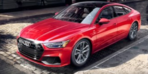 2020 Audi A7 performance
