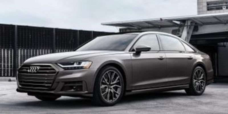 2020 Audi A8 technology