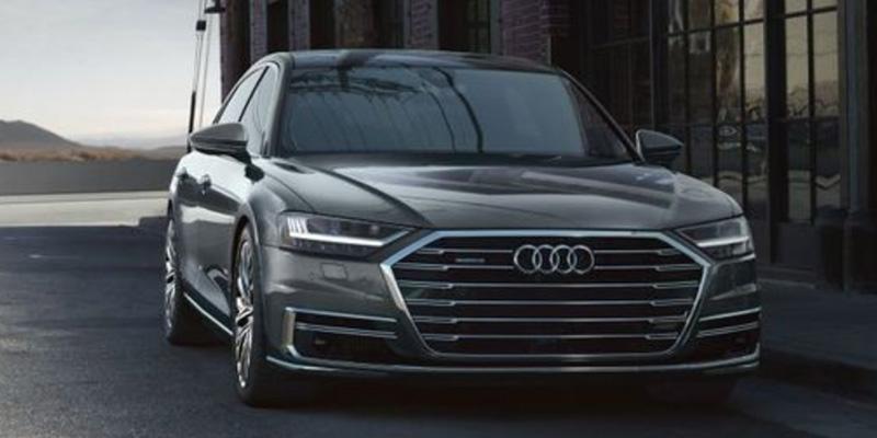 2020 Audi A8 performance