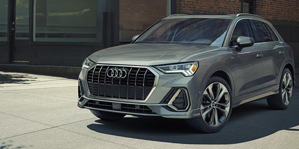 2020 Audi Q3 performance