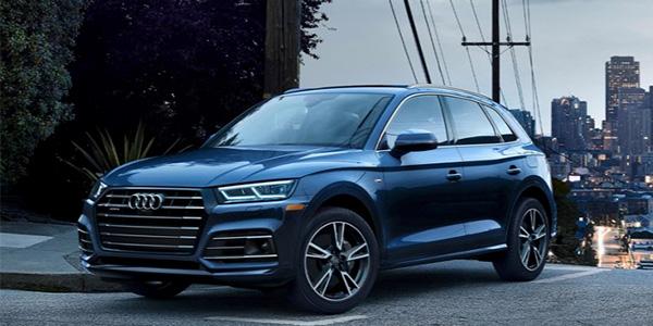 2020 Audi Q5 technology
