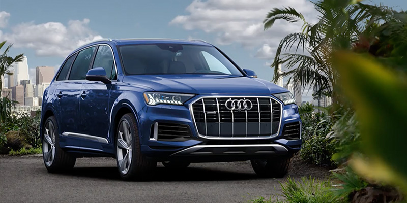 2020 Audi Q7 technology