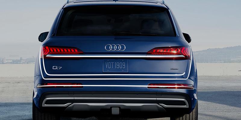 2020 Audi Q7 performance