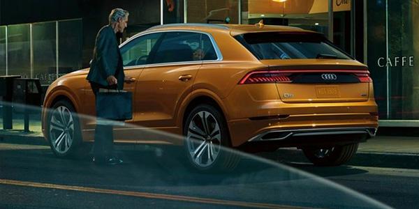 2020 Audi Q8 performance