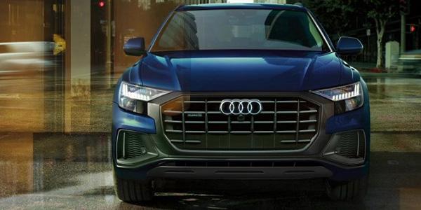 2020 Audi Q8 design