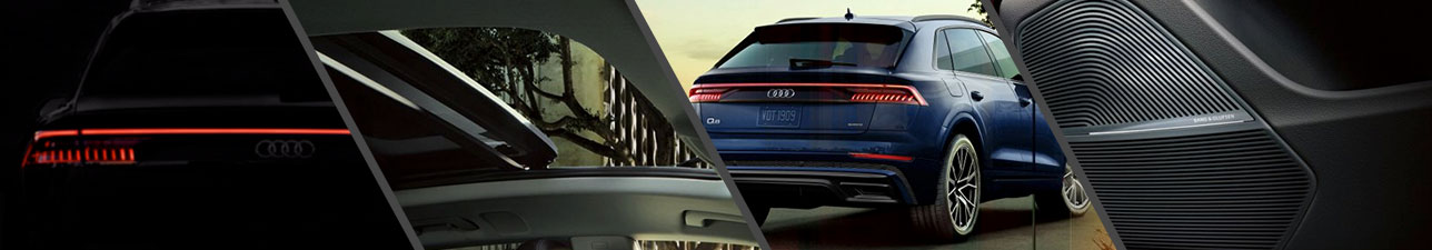 2020 Audi Q8