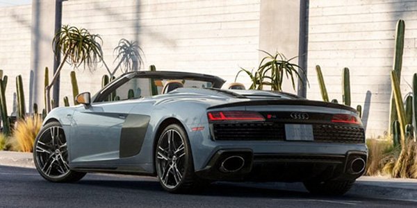 New Audi R8 Spyder for Sale Naperville IL