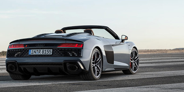 New Audi R8 Spyder for Sale Denver CO