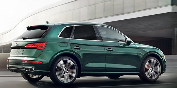 2020 Audi SQ5 technology
