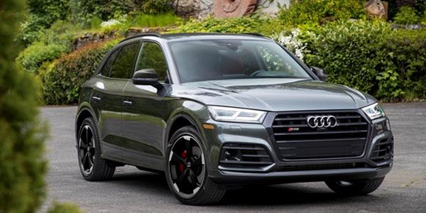 2020 Audi SQ5 performance