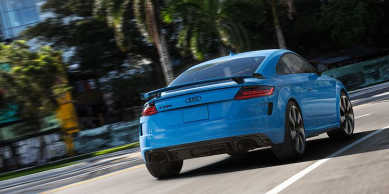 New Audi TT RS Coupe for Sale Denver CO