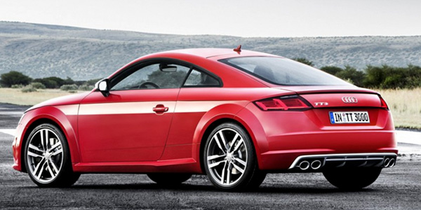 New Audi TTS Coupe for Sale Mobile AL