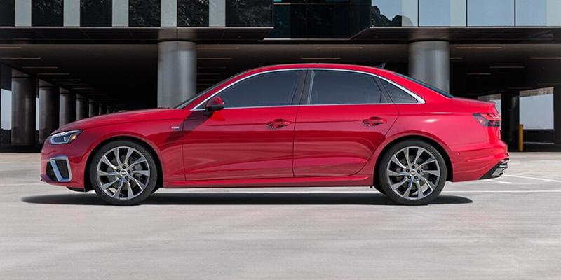 2021 Audi A4 design