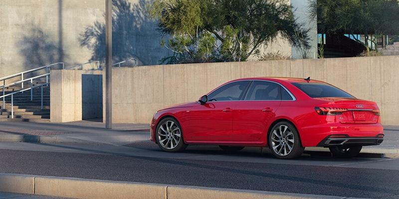 2021 Audi A4 technology