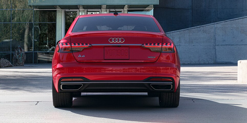 2021 Audi A4 performance
