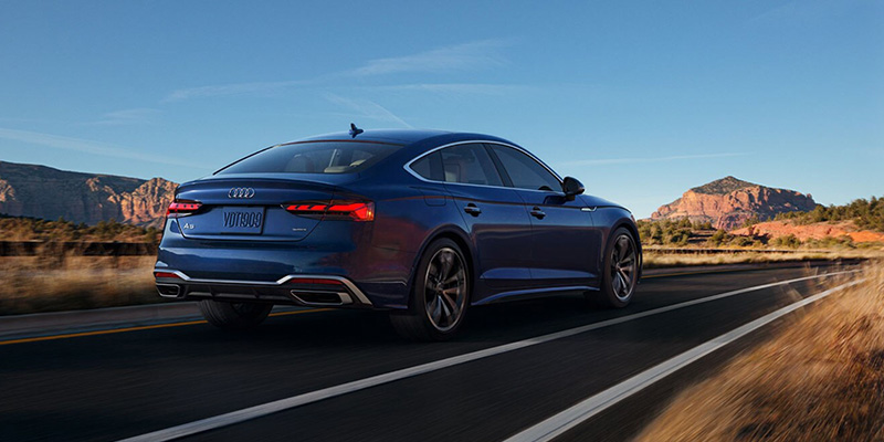 2021 Audi A5 Sportback performance