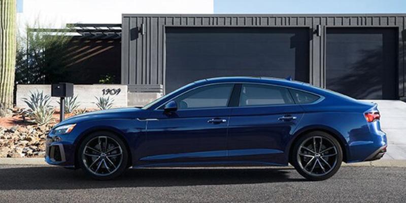 2021 Audi A5 Sportback design