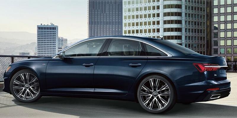 2021 Audi A6 technology