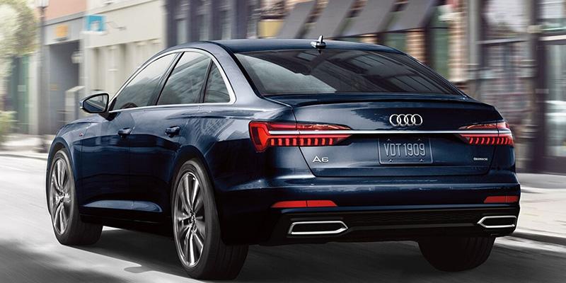 2021 Audi A6 design