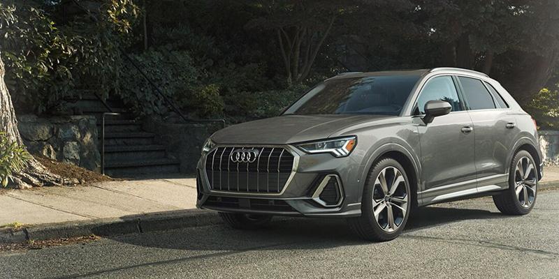 2021 Audi Q3 technology