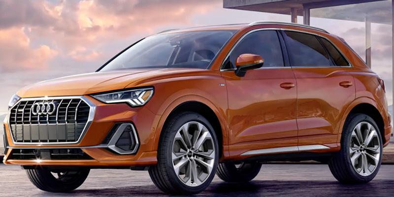 2021 Audi Q3 design