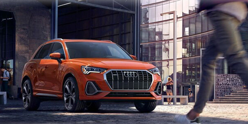 New Audi Q3 for Sale Upper Saddle River NJ